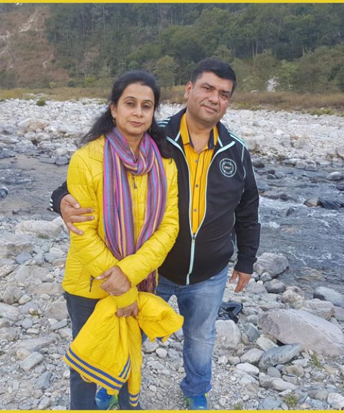 Neeraj & Anu