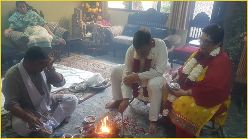 Havan 22nd October
