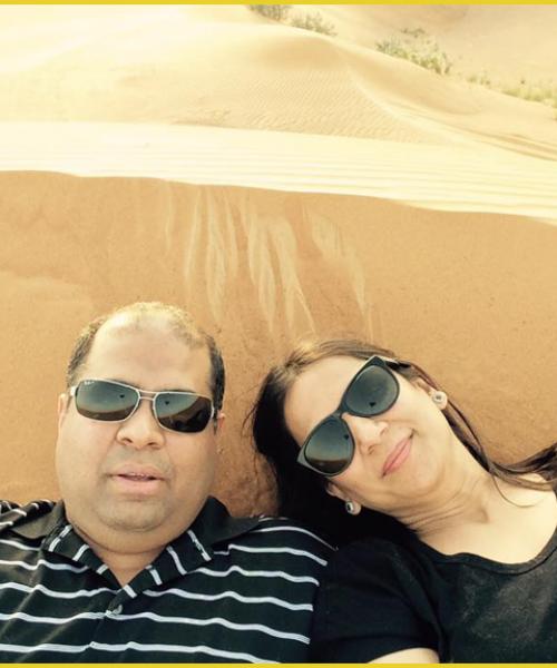 Namita & Amit